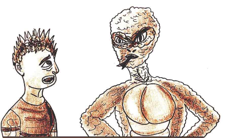 Erfahrungsbericht: Entführt von Außerirdischen?